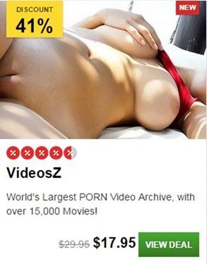videoz discount price